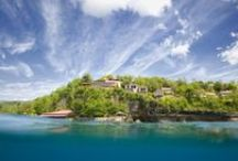 St Lucia / The Caribbean's most romantic destination, strikingly green and beautiful, with a lively Creole culture. http://www.secretearth.com/destinations/615-st-lucia