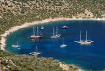 Turquoise Coast / Unbeatable mix of mountain-backed beaches and classical ruins, with superb food and exceptionally friendly locals. http://www.secretearth.com/destinations/98-turkeys-turquoise-coast