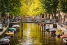Amsterdam / Picturesque Golden Age canals, premier league art, cosy cafés, and liberal urban living. http://www.secretearth.com/destinations/27-amsterdam