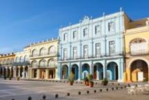 Havana / Famously sensual and sultry Communist Caribbean capital enlivened by dance, music, art and cocktails. http://www.secretearth.com/destinations/90-havana