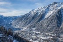 Chamonix / Some of the best off-piste skiing in the world, a buzzing nightlife and fantastic scenery. http://www.secretearth.com/destinations/655-chamonix