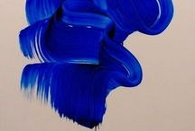 BLUE / I am so blue.