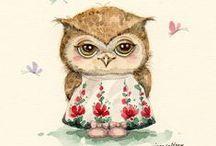 "Owls / ""owl's invasion"""