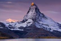 Mountains / Switzerland, hiking.....