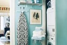 House - Laundry Room Ideas / What I like!