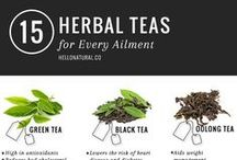 Herbal Tea Health / by Code Red Fitness