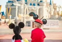 Disney / Get ready to show your Disney side! Celebrate at one of the most talked about, visited, and happy places on earth Walt Disney World & Disney land. Get ready to say hit to Mickey with these Disney tips,  activities, party ideas, and more.