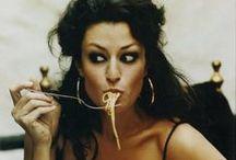 Eat your spaghetti
