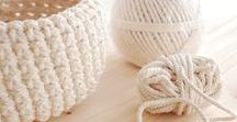 Tricot & Crochet ~ Home