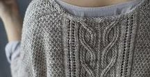 Tricot & Crochet ~ Women Clothes