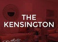 The Kensington / Our Kensington floor plan; 1354 square feet, 2 storey duplex, 3 bedrooms