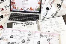 Ideas for the calendar