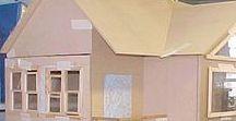 Domečky - Doll House / Doll Houses , domečky nejen pro panenky