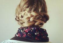 hairspiration / Beautiful people with beautiful hair.