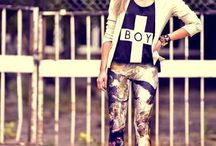 My Style / I love fashion all the colours take a look at my style!!!<3