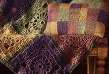 crochet pillow / by Vicki Petty