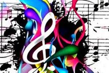 The Art of Music / Art in Music and Music in Art