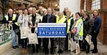 Small Business Saturday UK / Small Business Saturday UK was the inspiration for the creation of www.burtonsmallbusiness.co.uk, which aims to inspire and empower small businesses to grow and develop.