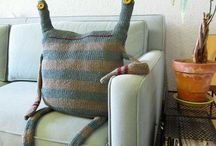 DIY Cojines cushions