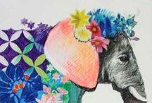 Animal art / by Art people *-*