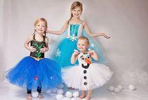 DIY Kids costumes disfraces