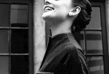 |A| / The delightful Audrey Hepburn