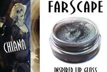 Farscape inspired products