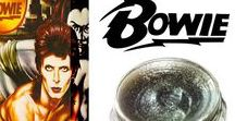 David Bowie inspired products