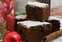 Rezepte - Weihnachtsbäckerei / Plätzchen, Süßkram und Naschwerk das zur Adventszeit passt.
