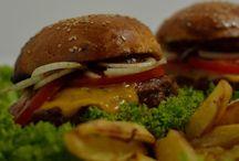 Rezepte - Burger / Ein Burger kann so viel mehr als Fastfood sein...