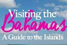 TRAVEL BUCKETLIST / These are the places where I wish to go once in this lifetime, BAHAMAS being on the top of the list.