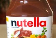 ALL THINGS NUTELLA!