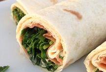 Rezepte - Wraps & Quesadillas / Wrap it Baby! Wraps und Quesadillas sind lecker und schnell gemacht - hier findet ihr meine Lieblingsrezepte.