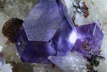 Fluorite / Halogénure : CaF2