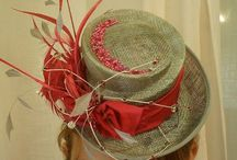 Hats & fascinators hand made by Beretun Designs, Brighton