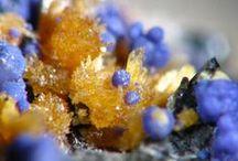 Laueite (Groupe) / Phosphates : Laueite, Stewartite, Pseudolaueite, Ushkovite, Ferrolaueite