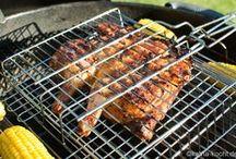 Rezepte - Grillen / BBQ / Rezepte rund um das Thema Grillen - von der Marinade bis zur Beilage!