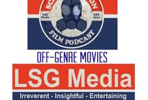 Off-Genre Movies Podcast / Drama, Horror, Fantasy and Action.
