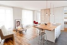 Living & Dining / These two spaces tend to go together, especially in small homes! No matter, we tell you how to make it work.