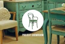Projekt #3 Antique&Vintage Furniture 'Warehouse'