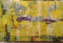 Arte / Arte abstracto / by Rosario Soberon