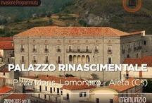 #invasionidigitali / Palazzo Rinascimentale Aieta, 28 Aprile 2013, reportage invasione