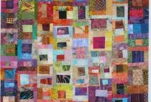 Quilts...Reste / by Monika Moser