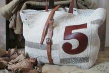 Taschen...große Taschen - kleine Taschen / by Monika Moser