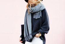 Work it winter girl ☔️
