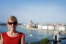 Budapest, the pearl of the Danube / Budapest travel guide / by Reka Peti-Peterdi