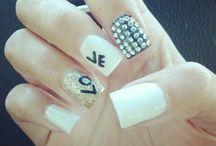 Nails / Interesting nail ideas / by Katrina Belcastro