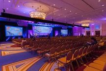 National Association of Corporate Directors / EVENTEQ provided content, set design, audio, lighting, video for this annual convention at Gaylord National.  EVENTEQ also provided Social Media Center, Internet Lounge, Registration desks and production support for evening receptions.