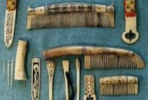Early medieval personal equipment