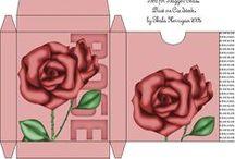 box - bag - envelopes .... / forms :box, card,envelopes.....